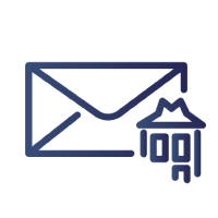 Email Security Interal Threats Icon