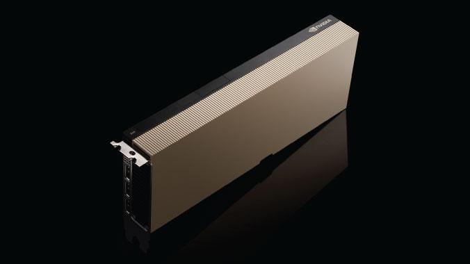 NVIDIA A40 GPU Image