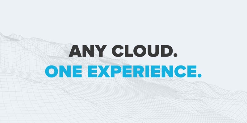 Any Cloud One Experience