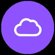 Cloud Volumes Icon