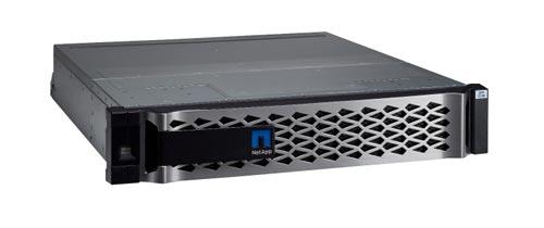 Entry-Level All-Flash Storage