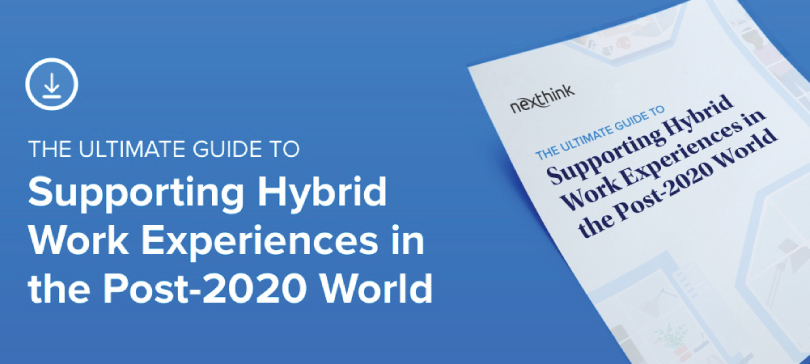 How IT can Solve the Most Important Hybrid Work Challenges Image