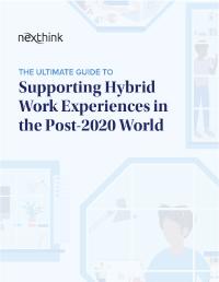 Hybrid Work eBook Thumbnail