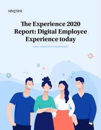 Experience 2020 Report Thumbnail