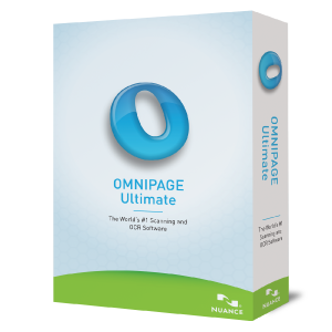 OmniPage Ultimate Image