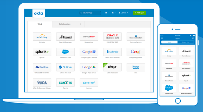 Okta | Identity Cloud, Single-Sign On, Multi-Factor Authentication