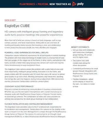 EagleEye Cub Image