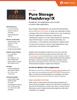 Purestorage ds flasharray x Image