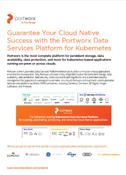 The Most Complete Kubernetes Data Services Platform Image