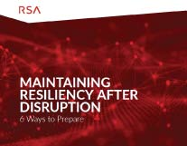 Maintaining Resiliency Image