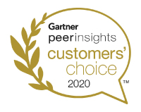 Gartner Peer Insights Award Thumbnail