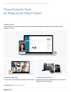 Three Ringcentral Office Tools Thumbnail