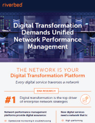 Digital Transformation Demands Unified Network Performance Thumbnail