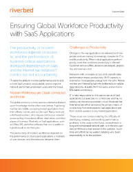 Ensuring Global Workforce Productivity with SaaS Applications Thumbnail