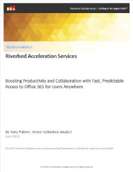 Technical Validation Riverbed Acceleration Services Thumbnail