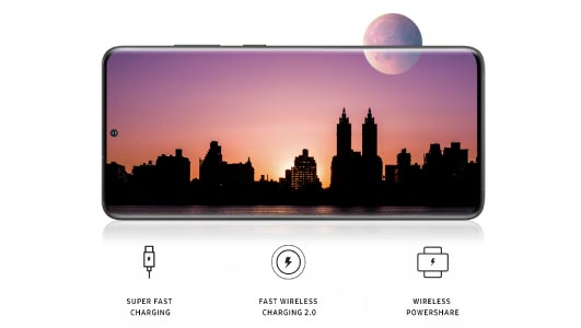 The Samsung Galaxy Noet 10 Series Image