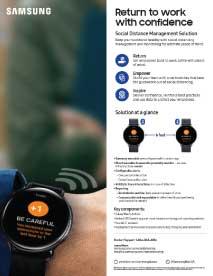 Social Distance Management Solution Thumbnail