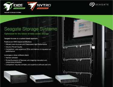 Seagate Storage Systems  Thumbnail