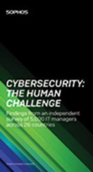 Cybersecurity: The Human Challenge Image