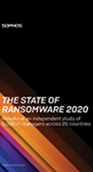 The State of Ransomware 2020 Image