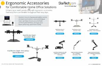 Erginomic Accessories