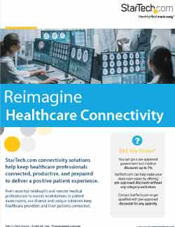 Reimaging Healthcare Connectivity Thumbnail