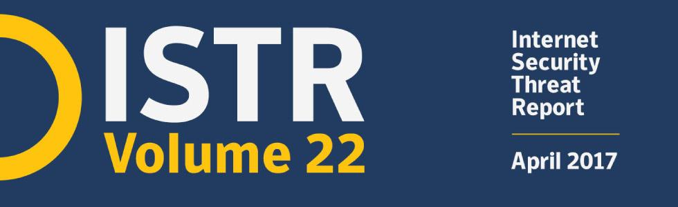 Symantec ISTR Banner