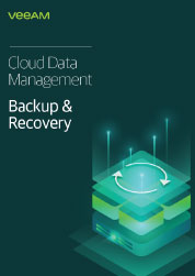 Veeam CDM backup recovery