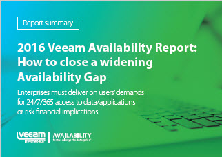 Availability Report