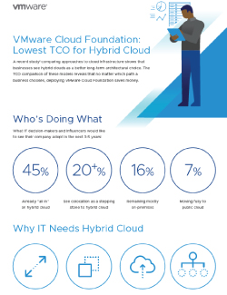 VMware Cloud Foundation Infographic Thumbnail