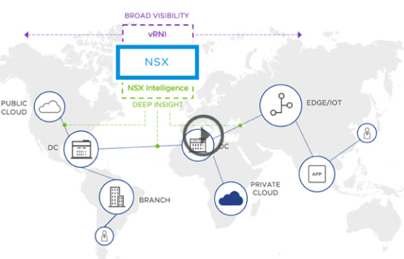 Virtual Cloud Graphic