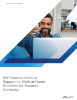 VMware Work-at-Home Directives Thumbnail
