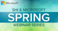 microsoft spring webinar