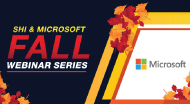 Microsoft Fall Webinar