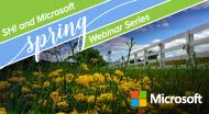 Microsoft Spring Webinar Series 2017