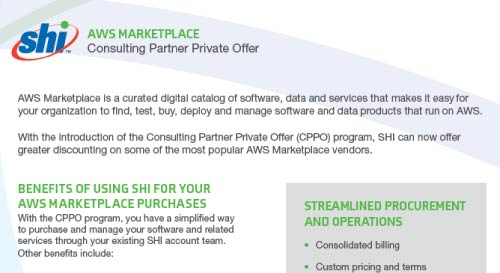 AWS Marketplace Consulting Partner Private Offer Thumbnail