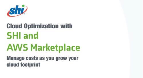 Cloud Optimization with SHI and AWS Marketplace Thumbnail