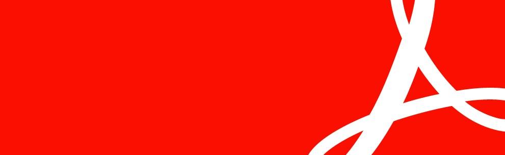 Adobe Acrobat DC Banner