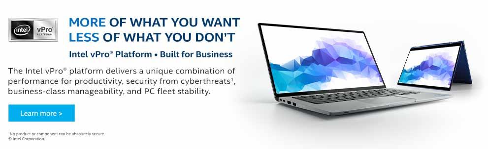 The Intel vPro® Platform