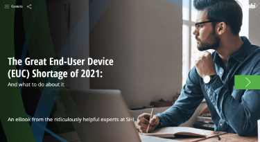 The Great End User Device Shortage eBook