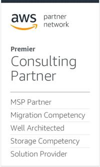 AWS Premier Consulitng Partner