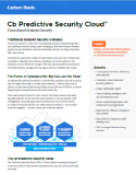 Carbon Black Predictive Security Cloud Datasheet