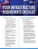 Infrastructure Checklist Thumb
