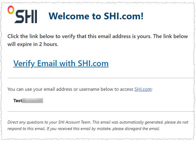 Verify Email Link
