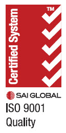 SAI Global ISO 9001 Quality