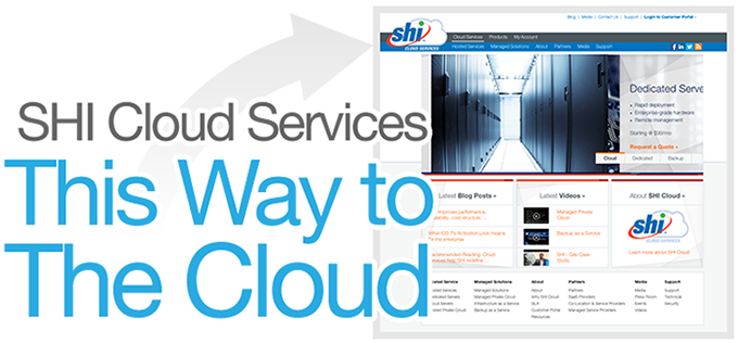 SHI Cloud Services