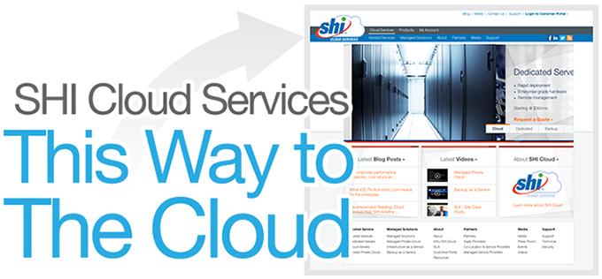 SHI Cloud Services