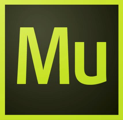 Adobe Muse cc Logo Adobe Muse