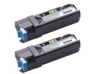 Dell - 2-pack - high capacity - black - original - toner cartridge