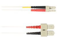Black Box patch cable - 1 m - white